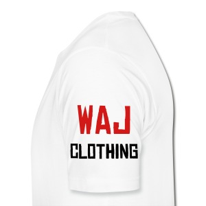 WAJ Smash Tee - Men's Premium T-Shirt