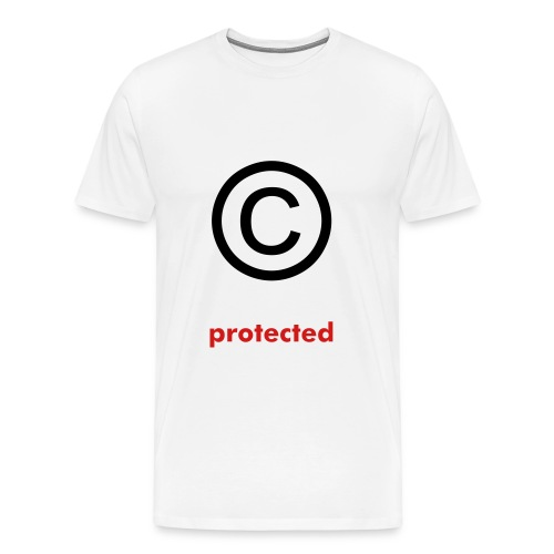 Copyright - Men's Premium T-Shirt
