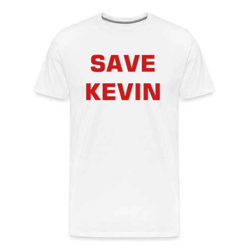SAVE KEVIN T-Shirt - Men's Premium T-Shirt