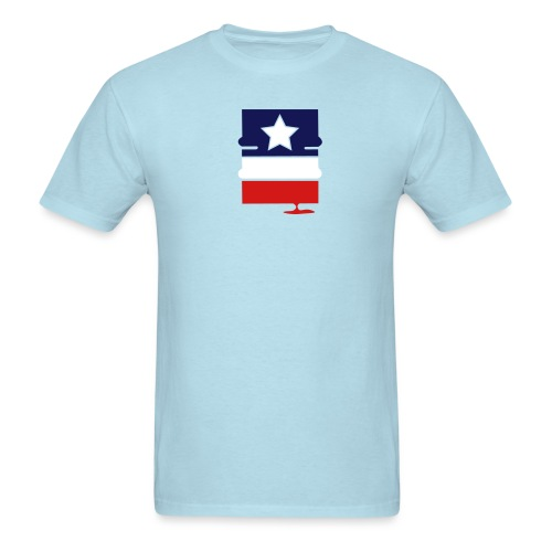 The Patriot shirt - Men's T-Shirt