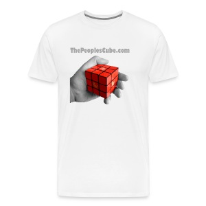 The People's Cube - Men's Premium T-Shirt