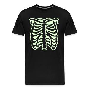 skeleton tee - Men's Premium T-Shirt