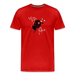 Red Future - Men's Premium T-Shirt