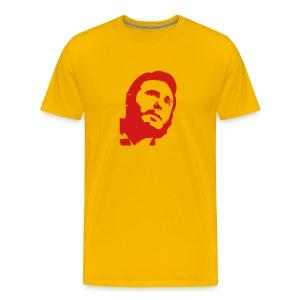 Yellow Fidel - Men's Premium T-Shirt
