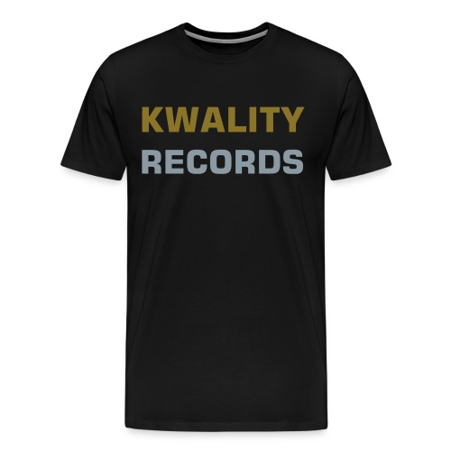 KWALITY RECORDS - Men's Premium T-Shirt