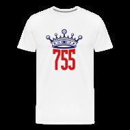 T-Shirts ~ Men's Premium T-Shirt ~ Home Run King Tee