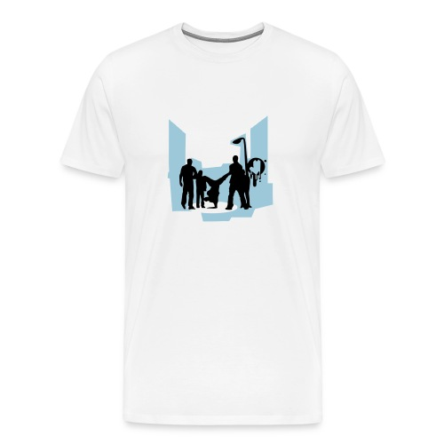 Street Style T - Men's Premium T-Shirt
