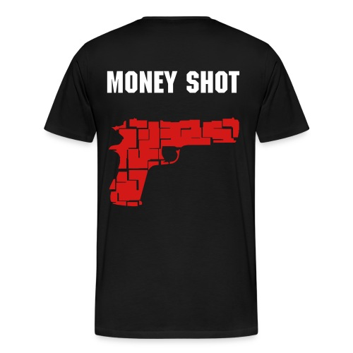 Money Shot - Men's Premium T-Shirt