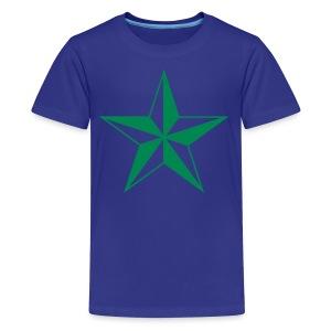nautical star - Kids' Premium T-Shirt