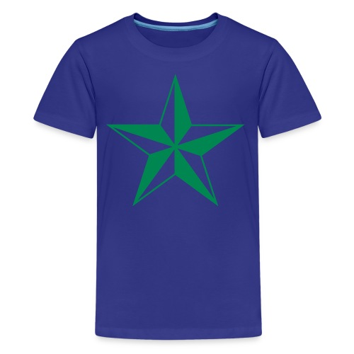nautical star - Kids' Premium T-Shirt