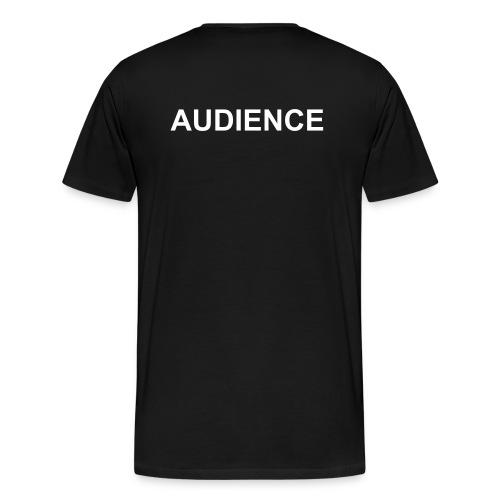 Camiseta AUDIENCE - Men's Premium T-Shirt