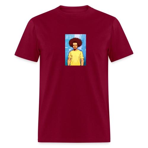 Adam Payne Cartoon Tee-Maroon - Men's T-Shirt