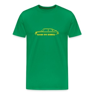 Saab 99 EMS - Men's Premium T-Shirt