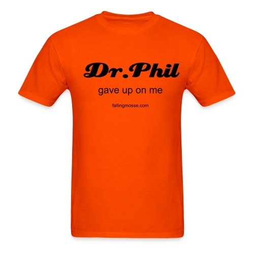 Dr. Phil Orange - Men's T-Shirt