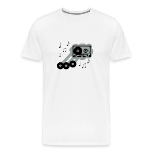 Tha MixTape tee - Men's Premium T-Shirt