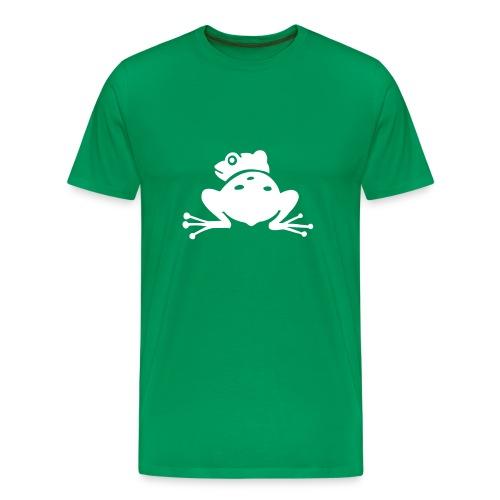 Froggy - Men's Premium T-Shirt