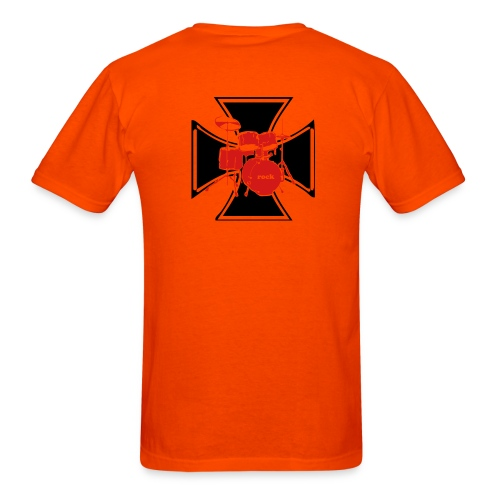 IDLEMINE construction T - Men's T-Shirt