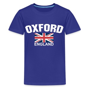 Oxford England - Kids' Premium T-Shirt