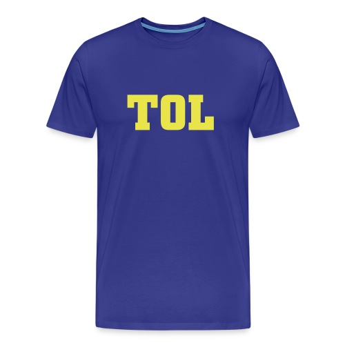 TOL EDO - Men's Premium T-Shirt
