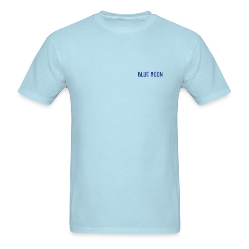 Blue Moon2 - Men's T-Shirt