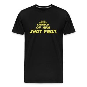 FCOHSF : Heavy T - Men's Premium T-Shirt
