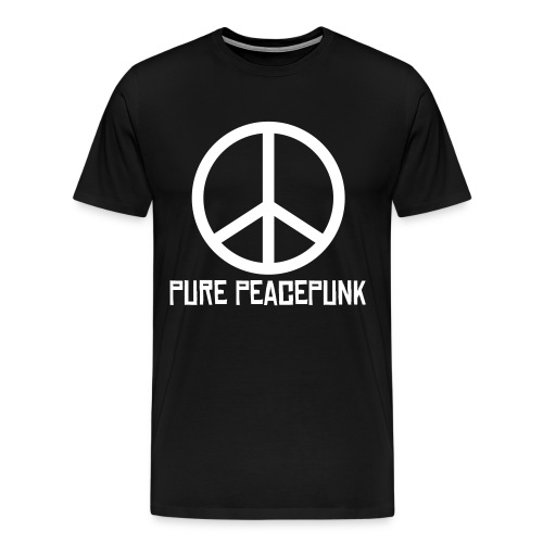 Pure PeacePunk Shirt - Men's Premium T-Shirt