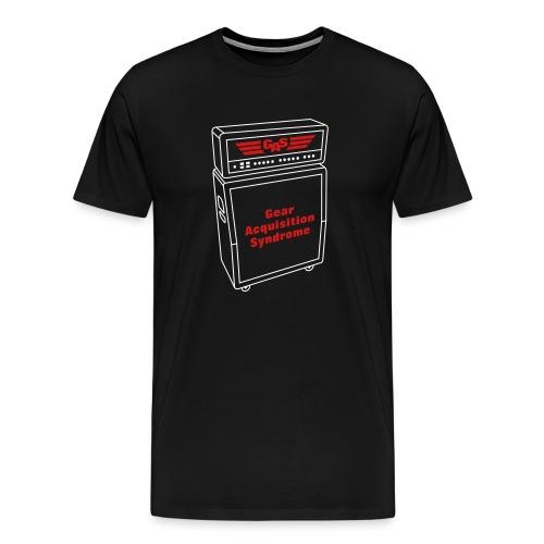 Gear Acquisition Syndrome Guitar Amp - Men's Premium T-Shirt