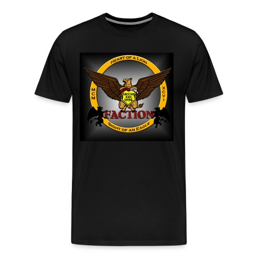 Faction Tee - Men's Premium T-Shirt