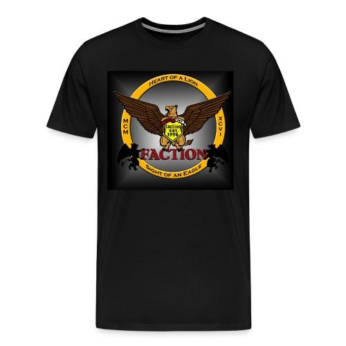Faction Tee - Men's Premium T-Shirt