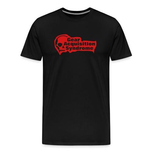 Gear Acquisition Syndrome - Men's Premium T-Shirt