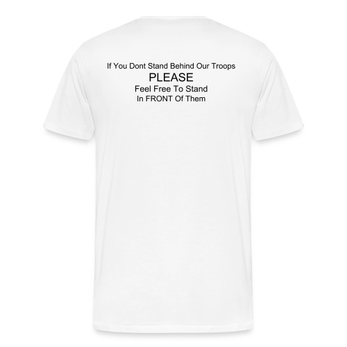 Troops - Men's Premium T-Shirt