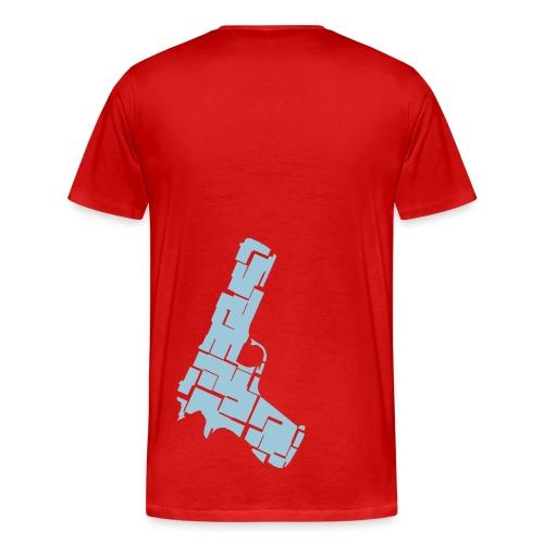Target Practice - Men's Premium T-Shirt