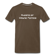 T-Shirts ~ Men's Premium T-Shirt ~ Ghosts of Wayne Fontes