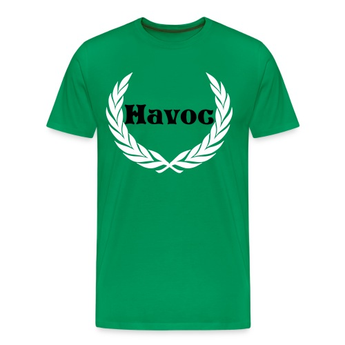 Havoc Corona - Men's Premium T-Shirt