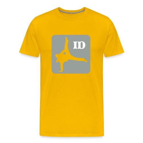 ID Breakin T - Men's Premium T-Shirt