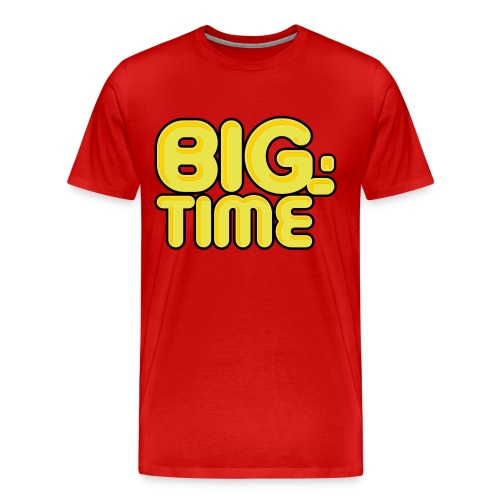 BIG TIME - Men's Premium T-Shirt