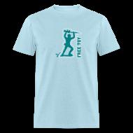 T-Shirts ~ Men's T-Shirt ~ [freetoy]