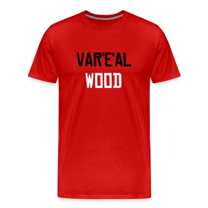 Red carpet vareal shirt - Men's Premium T-Shirt
