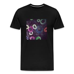 Black Frucht Schleifen Men - Men's Premium T-Shirt