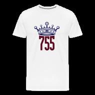 T-Shirts ~ Men's Premium T-Shirt ~ Home Run King TShirt