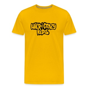 Wild & Crazy Kids - Men's Premium T-Shirt