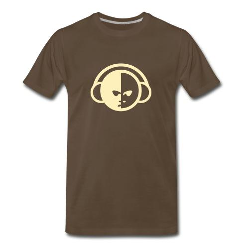 Music is my world . .  - Men's Premium T-Shirt