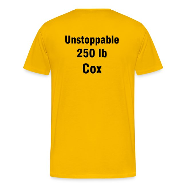 Mike Cox: Unstoppable