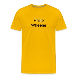 Philip Wheeler: Biggest Playmaker - Men's Premium T-Shirt