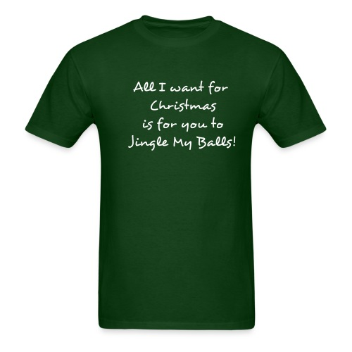 Christmas Wish - Men's T-Shirt