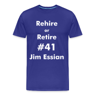 T-Shirts ~ Men's Premium T-Shirt ~ Rehire or Retire #41