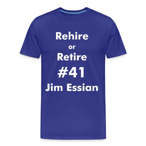 Rehire or Retire #41 - Men's Premium T-Shirt