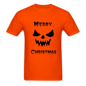 Merry Halloween - Men's T-Shirt