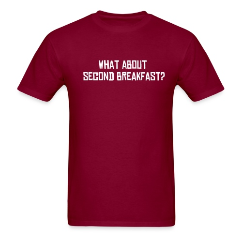 Second breakfast - Men's T-Shirt