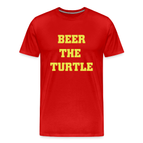 Beer the Turtle ~ 1850